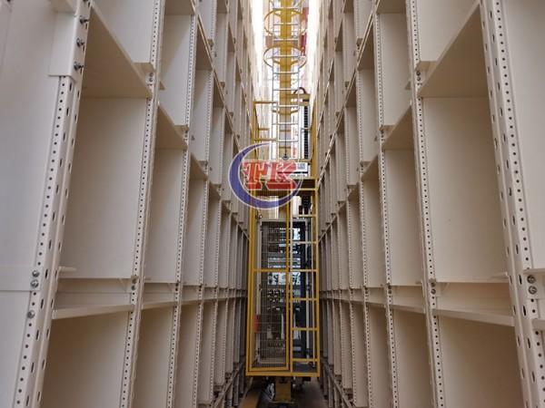 新能源锂电池 料箱式自动化立体仓库
