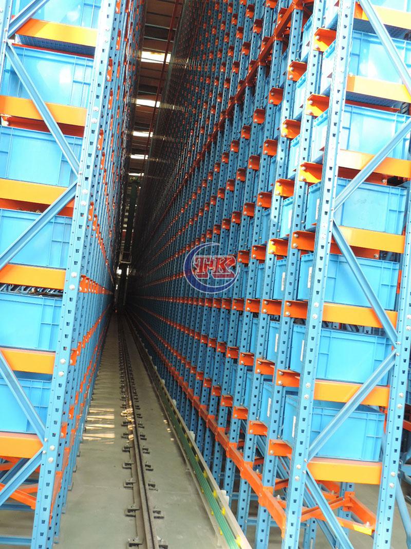 料箱式自动化立体仓库