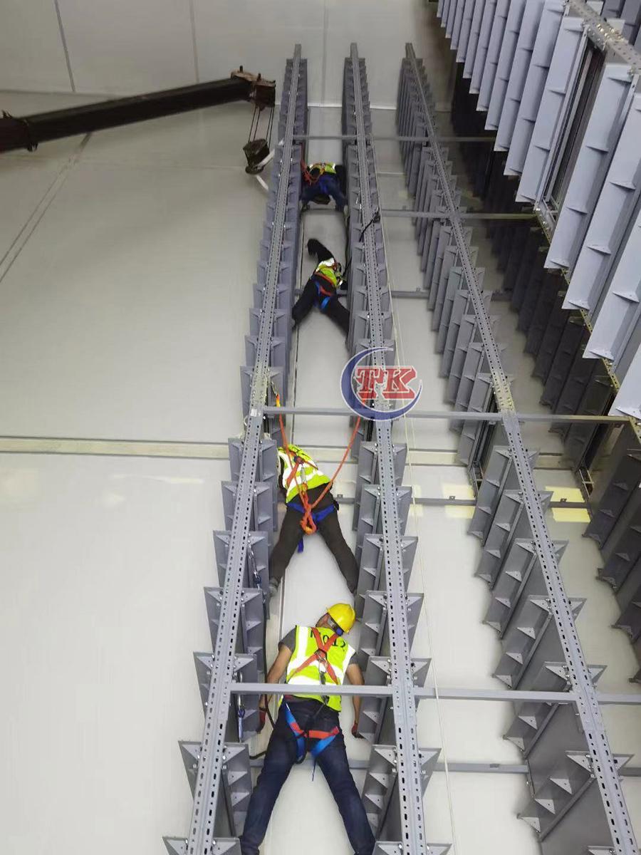 牛腿式自动化仓库货架-立体仓库货架厂家
