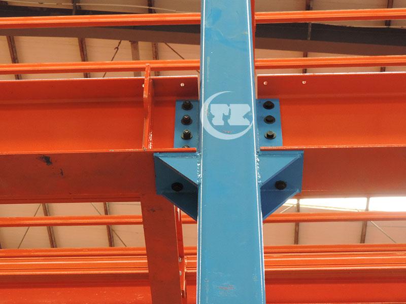 门窗行业案例-钢构阁楼平台