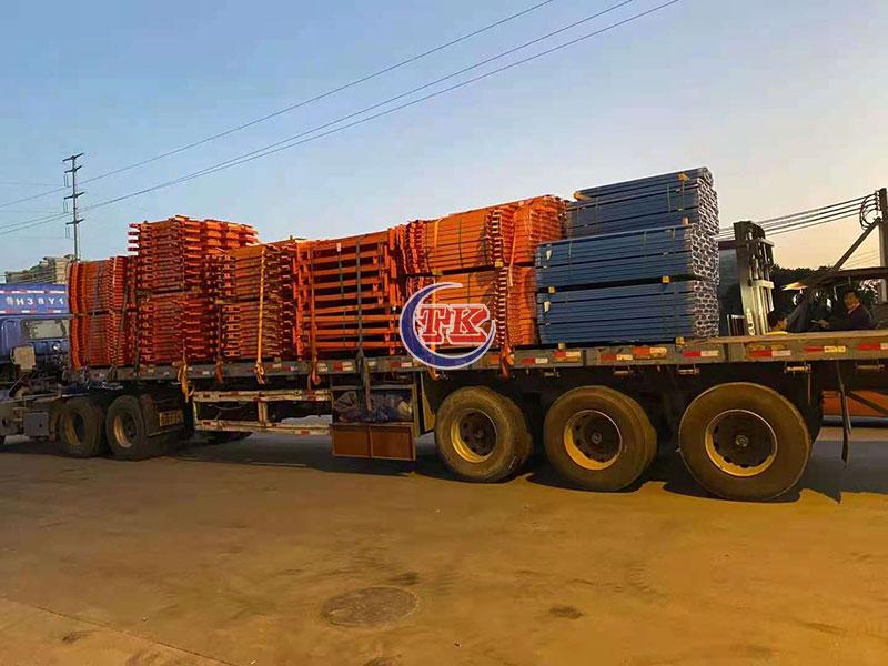 因钢材猛涨,此客户定制的自动化仓库货架已升值 6万