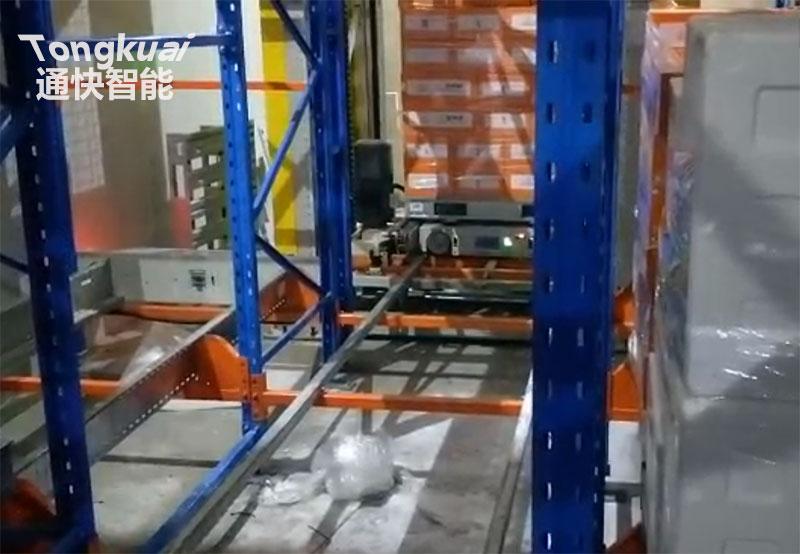 自动化立体冷库