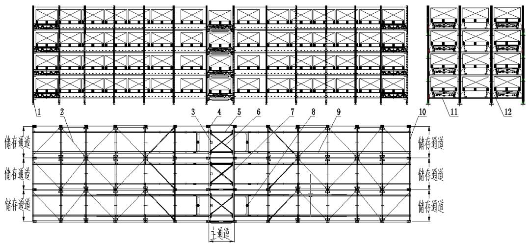 《托盘四向穿梭式自动化密集仓储系统概述》|连载一 好文分享